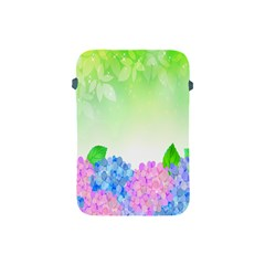 Fruit Flower Leaf Apple Ipad Mini Protective Soft Cases by Mariart