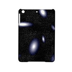 Galaxy Planet Space Star Light Polka Night Ipad Mini 2 Hardshell Cases by Mariart