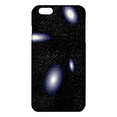 Galaxy Planet Space Star Light Polka Night Iphone 6 Plus/6s Plus Tpu Case by Mariart