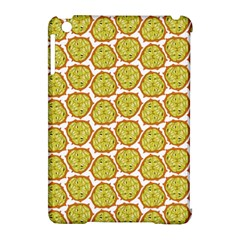 Horned Melon Green Fruit Apple Ipad Mini Hardshell Case (compatible With Smart Cover) by Mariart