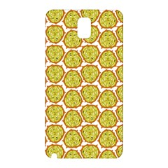 Horned Melon Green Fruit Samsung Galaxy Note 3 N9005 Hardshell Back Case by Mariart
