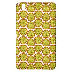 Horned Melon Green Fruit Samsung Galaxy Tab Pro 8 4 Hardshell Case by Mariart