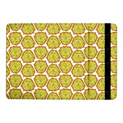 Horned Melon Green Fruit Samsung Galaxy Tab Pro 10 1  Flip Case by Mariart