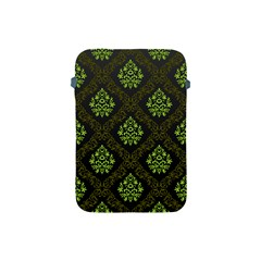 Leaf Green Apple Ipad Mini Protective Soft Cases by Mariart