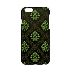 Leaf Green Apple Iphone 6/6s Hardshell Case by Mariart