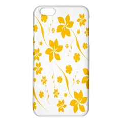 Shamrock Yellow Star Flower Floral Star Iphone 6 Plus/6s Plus Tpu Case by Mariart