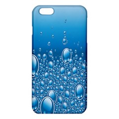 Water Bubble Blue Foam Iphone 6 Plus/6s Plus Tpu Case by Mariart