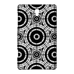 Geometric Black And White Samsung Galaxy Tab S (8 4 ) Hardshell Case  by linceazul
