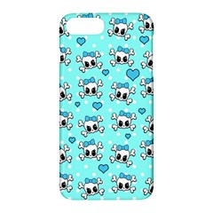 Cute Skull Apple Iphone 7 Plus Hardshell Case