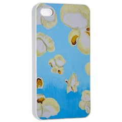 Air Popped Apple Iphone 4/4s Seamless Case (white) by dawnsiegler