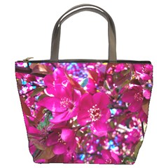 Pretty In Fuchsia 2 Bucket Bags by dawnsiegler