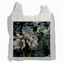 Pure And Simple Recycle Bag (two Side)  by dawnsiegler