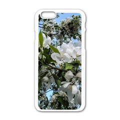 Pure And Simple 2 Apple Iphone 6/6s White Enamel Case by dawnsiegler
