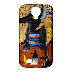 Anubis Samsung Galaxy S4 Classic Hardshell Case (pc+silicone) by dawnsiegler