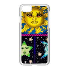Celestial Skies Apple Iphone 7 Seamless Case (white) by dawnsiegler