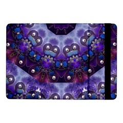 Pearls On Lavender Samsung Galaxy Tab Pro 10 1  Flip Case