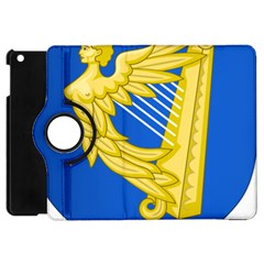 Coat Of Arms Of Ireland, 17th Century To The Foundation Of Irish Free State Apple Ipad Mini Flip 360 Case by abbeyz71
