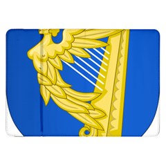 Coat Of Arms Of Ireland, 17th Century To The Foundation Of Irish Free State Samsung Galaxy Tab 8 9  P7300 Flip Case by abbeyz71