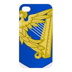 Coat Of Arms Of Ireland, 17th Century To The Foundation Of Irish Free State Apple Iphone 4/4s Hardshell Case by abbeyz71