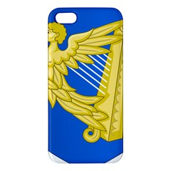 Coat Of Arms Of Ireland, 17th Century To The Foundation Of Irish Free State Iphone 5s/ Se Premium Hardshell Case by abbeyz71