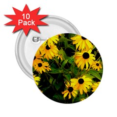 Walking Through Sunshine 2 25  Buttons (10 Pack)  by dawnsiegler