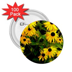Walking Through Sunshine 2 25  Buttons (100 Pack)  by dawnsiegler
