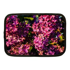 Lilacs Netbook Case (medium)  by dawnsiegler