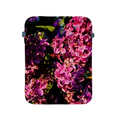 Lilacs Apple Ipad 2/3/4 Protective Soft Cases by dawnsiegler