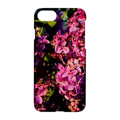 Lilacs Apple Iphone 7 Hardshell Case by dawnsiegler