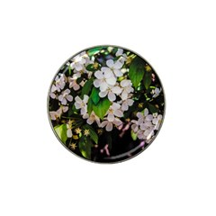 Tree Blossoms Hat Clip Ball Marker (10 Pack) by dawnsiegler