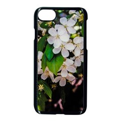 Tree Blossoms Apple Iphone 7 Seamless Case (black) by dawnsiegler