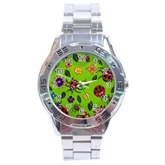 Lucky Ladies Stainless Steel Analogue Watch by dawnsiegler