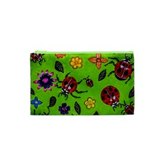 Lucky Ladies Cosmetic Bag (xs) by dawnsiegler