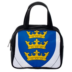 Lordship Of Ireland Coat Of Arms, 1177 1542 Classic Handbags (one Side) by abbeyz71