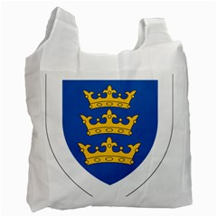 Lordship Of Ireland Coat Of Arms, 1177 1542 Recycle Bag (two Side)  by abbeyz71