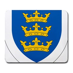 Lordship Of Ireland Coat Of Arms, 1177 1542 Large Mousepads by abbeyz71