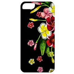 Floral Rhapsody Pt 2 Apple Iphone 5 Classic Hardshell Case by dawnsiegler