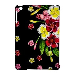 Floral Rhapsody Pt 2 Apple Ipad Mini Hardshell Case (compatible With Smart Cover) by dawnsiegler