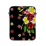 Floral Rhapsody Pt 2 Apple iPad 2/3/4 Protective Soft Cases Front