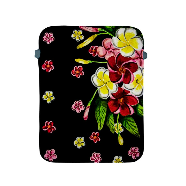 Floral Rhapsody Pt 2 Apple iPad 2/3/4 Protective Soft Cases