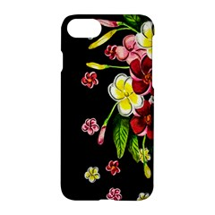 Floral Rhapsody Pt 2 Apple Iphone 7 Hardshell Case by dawnsiegler