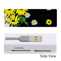 Floral Rhapsody Pt 3 Memory Card Reader (stick)  by dawnsiegler