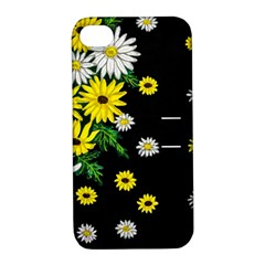 Floral Rhapsody Pt 3 Apple Iphone 4/4s Hardshell Case With Stand by dawnsiegler