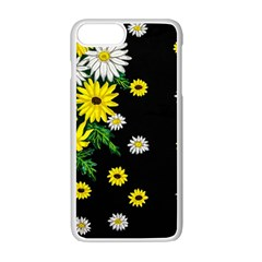 Floral Rhapsody Pt 3 Apple Iphone 7 Plus White Seamless Case by dawnsiegler