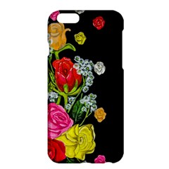 Floral Rhapsody Pt 4 Apple Iphone 6 Plus/6s Plus Hardshell Case by dawnsiegler