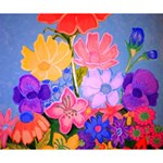 Spring Pastels Deluxe Canvas 14  x 11  14  x 11  x 1.5  Stretched Canvas