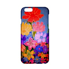 Spring Pastels Apple Iphone 6/6s Hardshell Case by dawnsiegler