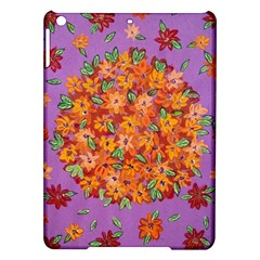 Floral Sphere Ipad Air Hardshell Cases by dawnsiegler