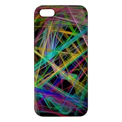 Colorful Laser Lights       Samsung Galaxy Note 3 Leather Folio Case by LalyLauraFLM