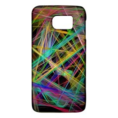 Colorful Laser Lights       Htc One M9 Hardshell Case by LalyLauraFLM